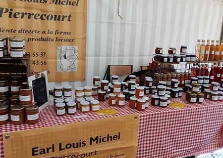 Journée portes ouvertes de l'EARL Louis Michel près de Blangy-sur-Bresle