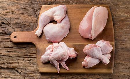 Vente directe de viande de poulet à la ferme près de Blangy-sur-Bresle